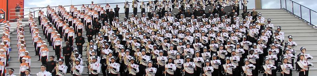 Seminole High School Marching Band