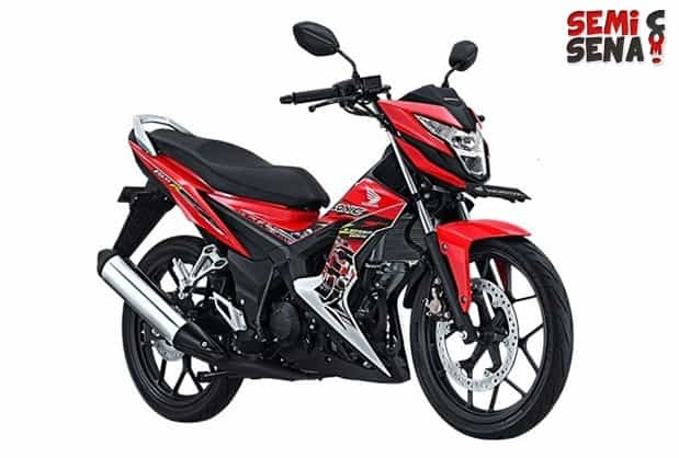 Review Honda Sonic 150