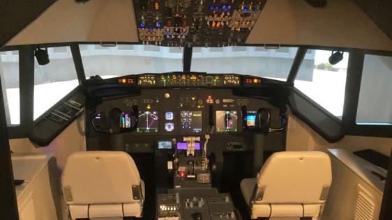 Flugsimulator vom Tischler