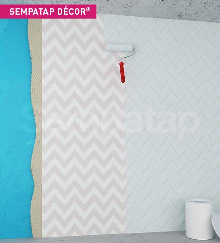 Sempatap Isolation Thermique Et Phonique Pour Murs Et Plafonds