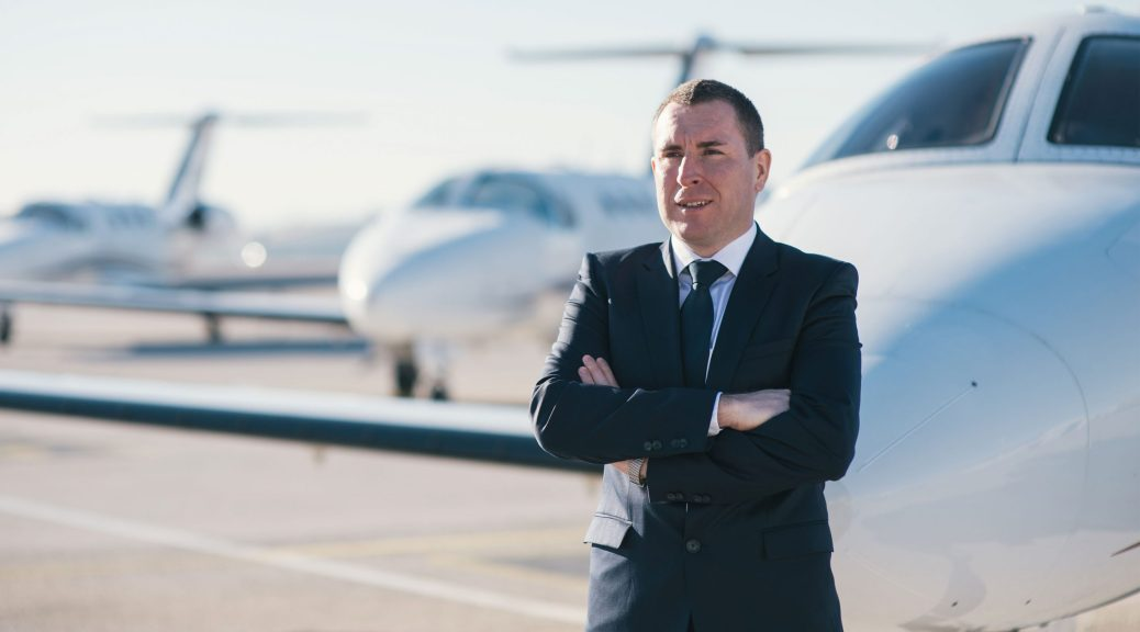 Bernhard Fragner, CEO Globe Air