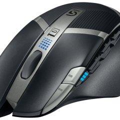 Souris sans fil et rat des champs [Logitech G602 Wireless Gaming Mouse]