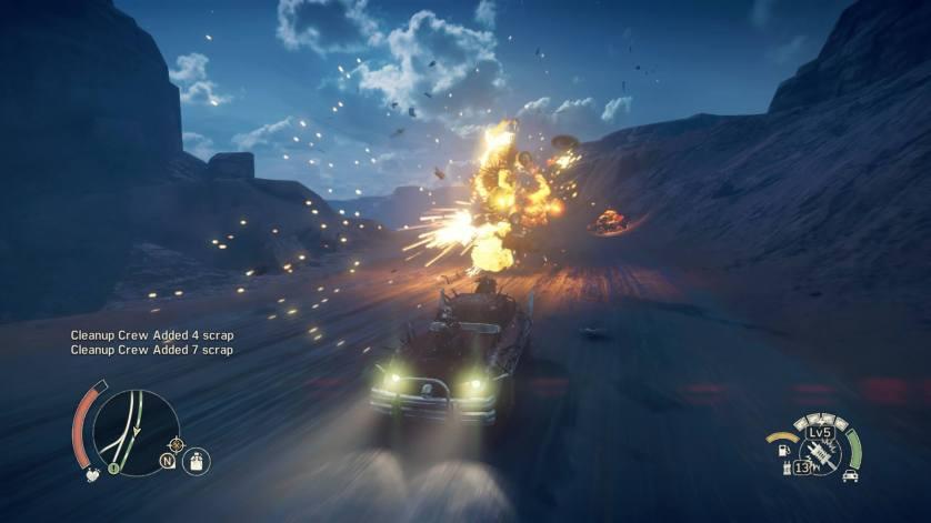 Boom Mad Max PS4