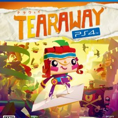 Origami mon ami [Tearaway Unfolded, PS4]