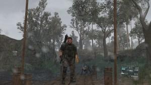 Metal Gear Solid 5 environnements