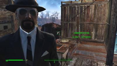 Heisenberg Fallout 4 PS4