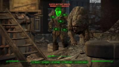 SNAV Fallout 4 PS4
