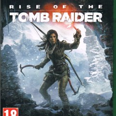 L'arène de neige [Rise of the Tomb Raider, Xbox One]