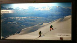 Ski but est le chemin The Witness Ps4