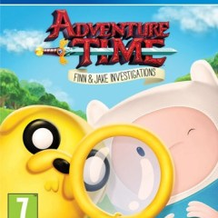 Jake à Finn-ir l'investigation! [Adventure Time: Finn & Jake mènent l'enquête, PS4]