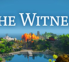 Témoin de Geo-métrie [The Witness, PS4]