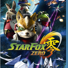 What does the fox say? [Star Fox Zero, Wii U]