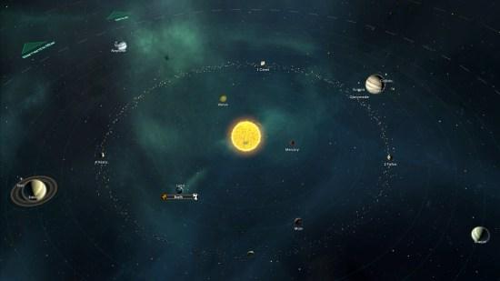 Le système solaire là où tout commence... si vous êtes un homo sapiens sapiens.