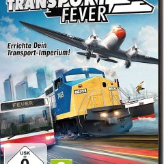La fièvre du train du samedi soir [Transport Fever, PC]