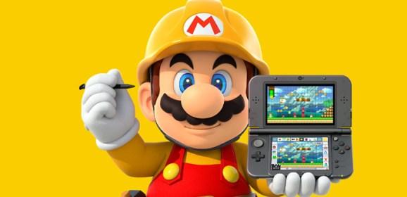 Dessine-moi un Mario [Super Mario Maker, 3DS]