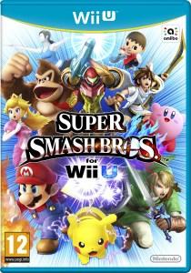 Super smash bros. for Wii U cover
