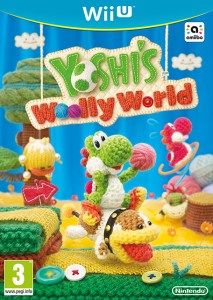 Yoshi's wool world Wii U Cover