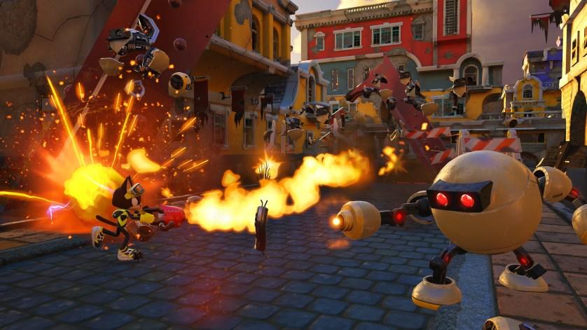 SonicForces Gamescom 2017 Custom heroes