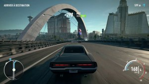 Need for speed Payback PC ville