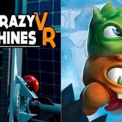 Gamescom 2018 – Gelly Break & Crazy Machine 3 VR