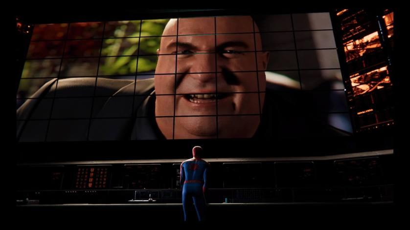 Frisk Spider-Man PS4