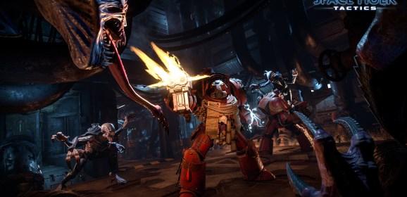 Gamescom 2018 – Space Hulk Tactics