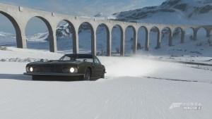 Forza Horizon 4 Xbox One neige