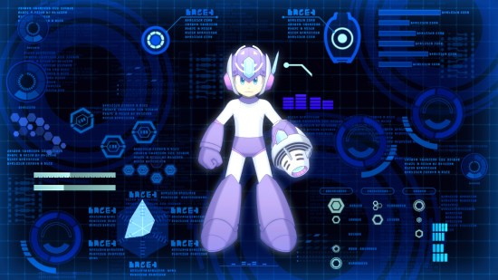 Mega man 11 Switch costumes