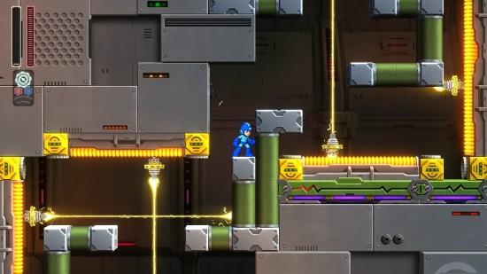 Mega man 11 Switch jour normal