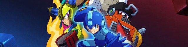 Megaman 11 couverture