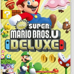 Mi-figue, mycose [New Super Mario Bros. U Deluxe, Switch]