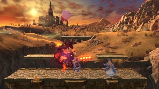 Super Smash Bros. Ultimate Switch combat 2