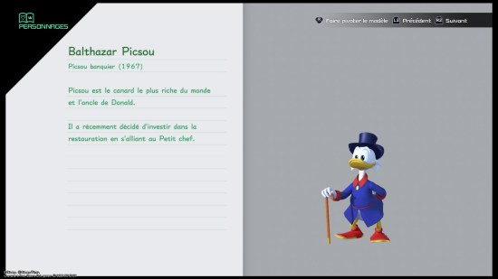Kingdom Hearts 3 PS4 encyclopédie