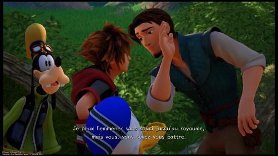 Kingdom Hearts 3 PS4 films