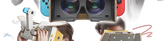 Nintendo Labo - kit VR
