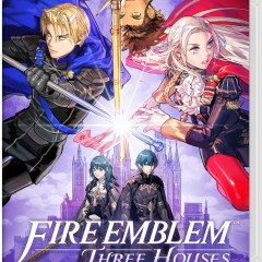 L'école des flammes [Fire Emblem: Three Houses, Switch]