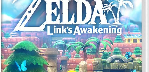 Île est de retour [The Legend of Zelda: Link's Awakening, Switch]