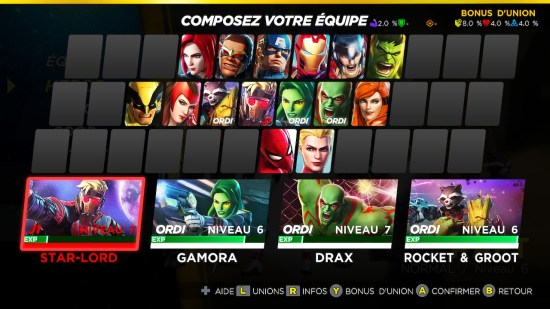 Marvel Ultimate Alliance 3 Switch (8)