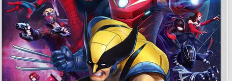 Marvel Ultimate Alliance 3 Switch couverture