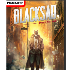 À poil, l'inspecteur ! [Blacksad: Under the skin, PC]