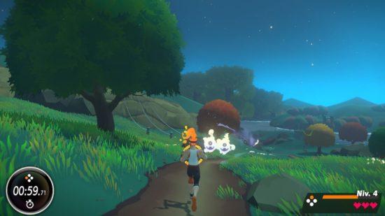Ringfit adventure switch environnements