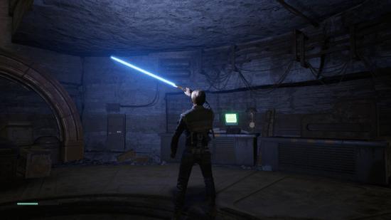 Star wars jedi fallen order xbox one effets de lumière