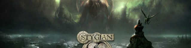 Stygian PC couverture