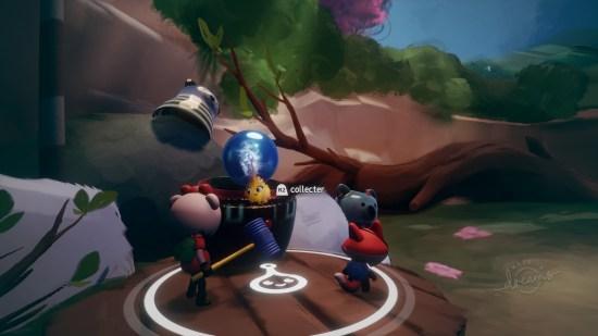 Dreams PS4 collecte de sphères