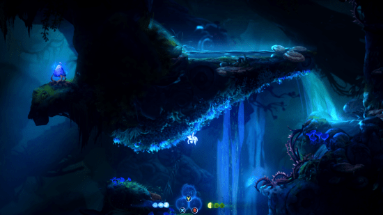 Ori and the Will of the Wisps Xbox One Progression