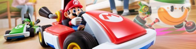 Mario Kart Live Home Circuit Switch Couverture