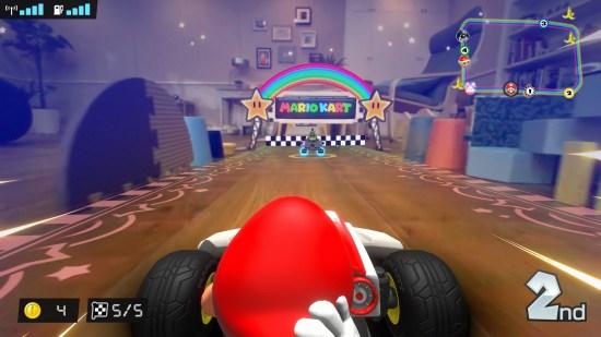 Mario Kart Live Home Circuit Switch arrivée