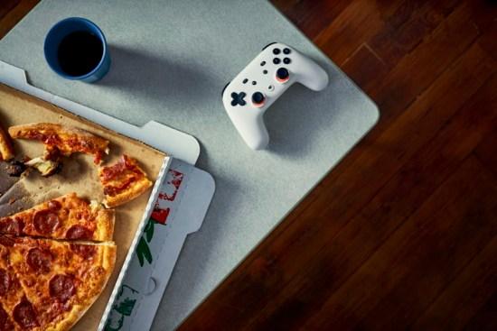 Stadia pizza