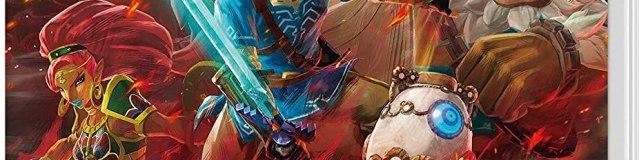 Hyrule warriores l'ère du fléau switch couverture