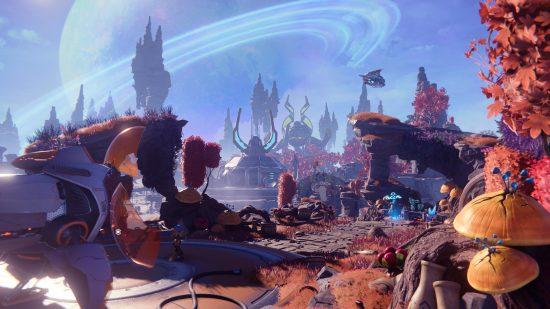 Ratchet _ Clank_ Rift Apart_PS5 Planète